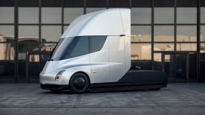 Truk Semi Berdaya Listrik Dari Tesla Akan Segera Diproduksi