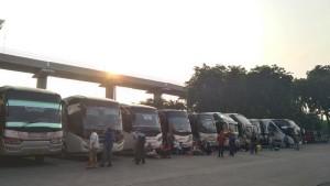 Meski Ada Larangan Mudik, Bus AKAP Tetap Bisa Beroperasi