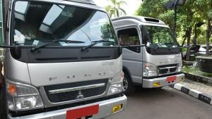 Mengenal Mitsubishi Fuso Espasio, Bus Yang Didonasikan Untuk Pemprov DKI
