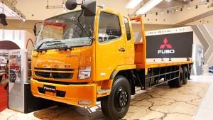 Truk Mitsubishi Sudah Siap Penerapan Euro 4 Di Indonesia