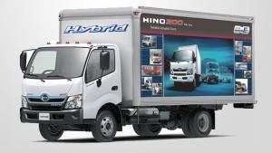 Tahun Ini Merupakan 10 Tahun Kiprah Hino 300 Series Hybrid Di Australia