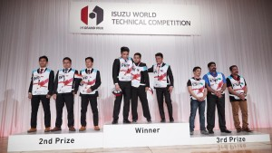 Lulusan SMK Indonesia Juarai Lomba Teknisi Isuzu Di Jepang, Ini Kisahnya