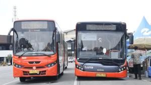 Ada Pembatasan Jam Operasional Angkutan Umum Di Jakarta
