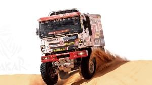 Truk Tatra Siap Turun Rally Dakar 2021, Pakai Transmisi Matik!