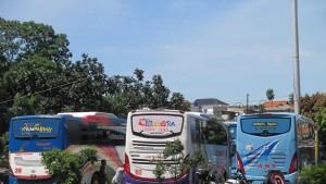 Jelang Pelarangan Mudik, Penumpang Bus Melonjak Di Bulan April