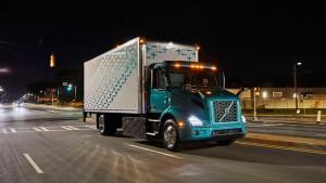 Volvo Catat Pemesanan Truk Listrik Terbanyak Di Amerika Serikat