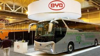 BYD-Hino Jalin Kerjasama Kembangkan Bus Dan Truk Listrik