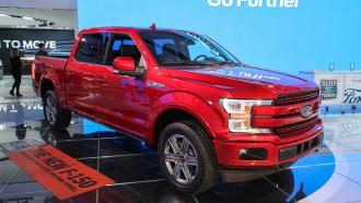 Ford Rilis Mesin Diesel Terbaru untuk Pick Up Laris F-150