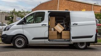 Pasar Tumbuh Kuat, Ford Jual Hampir 124.000 Unit Kendaraan Niaga di Inggris