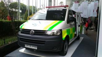 Volkswagen Tawarkan Mobil Ambulans, Harga Mulai Rp 440 Jutaan Off The Road