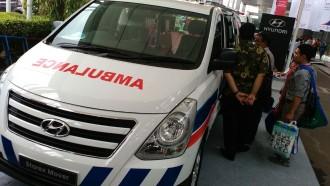 Hyundai Starex Mover : Ambulans Baru Tersedia dalam Pilihan Mesin Bensin dan Diesel