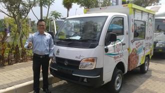 Tata Motor Segera Rombak Penampilan Mini Pick Up Tata Ace EX2