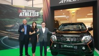 Double Cab Mitsubishi Triton Athlete 4x4 Mengaspal di Malaysia