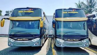 Bus Baru Madu Kismo Layani Cirebon-Bali, Banyak Bonusnya