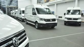 Ada Wabah Corona, Pabrik Mobil Komersial VW Tutup Sementara