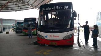Ingin Naik Bus AKAP Saat PPKM Darurat? Ketahui Persyaratannya