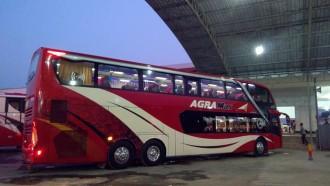 Kenali Plus Minus Perjalanan Bus Di Malam Hari