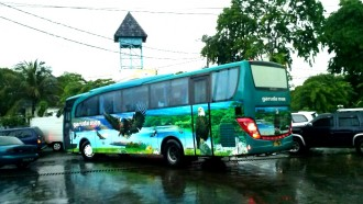 Bus Garuda Mas Tambah Jam Keberangkatan, Kini Tersedia Pagi