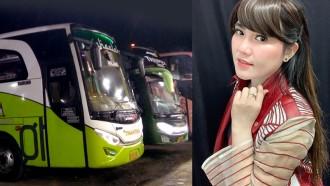 Ternyata Ada 'Kisah' Via Vallen dan Bus Malam Pantura