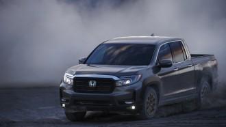 Honda Segarkan Tampang Pikap Double Cabin Ridgeline