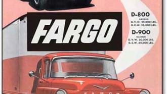 Fargo, Merek Truk Yang Indah, Sayang Kurang Menggema