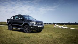 Ford Ranger Black Edition juga Mendebut di Frankfurt Motor Show 2017