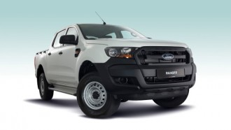 Ford Resmi Pasarkan New Ranger XL Standard di Malaysia