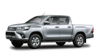 Fuel Pump Bermasalah, Toyota Hilux Kena Recall di Indonesia