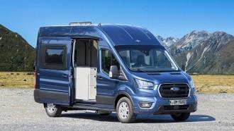 Nugget, Versi Campervan Dari Ford Transit Dengan Bodi Bongsor