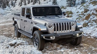 Jeep Gladiator North Edition 2020 Fiturnya Makin Komplet