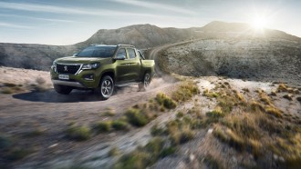 Peugeot Landtrek, Pikap Anyar Hasil Gado-gado Prancis-Tiongkok