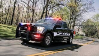 Ford F-150 Police Responder, Si Buas Penakluk Kriminal