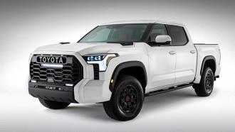 Toyota Tundra Tumpahkan Teknologi Tinggi Demi Kalahkan Para Pesaingnya