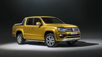 Frankfurt Motor Show: VW Suguhkan Debut Volkswagen Amarok Aventura Exclusive Concept