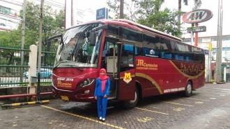 Penumpang Bus JR Connexion Bisa Bawa Sepeda Lipat Gratis Nih