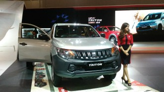 Mitsubishi : All New Triton Kembali Hadir dengan Varian Single Cabin