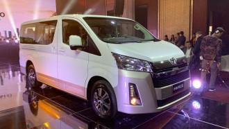 Toyota HiAce Generasi Kelima Segera Dipasarkan di Filipina Bulan Depan