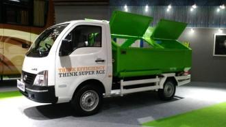 Tata Motors : Ragam Aplikasi Pick Up Super Ace, dari Dump Truck Sampai Angkutan Sampah