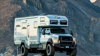Biaya Membangun Camper Van Ini Tembus Rp 23 Miliar, Apa Istimewanya?
