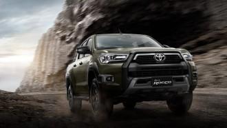 Kenapa Toyota Hilux Versi 'Mewah' Tak Masuk Indonesia?