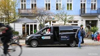 Dua Startup di Kota Berlin Kembangkan Angkutan Shuttle On-demand