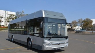 Tata Starbus, Bus Hidrogen Fuel Cell dari Tata Motors