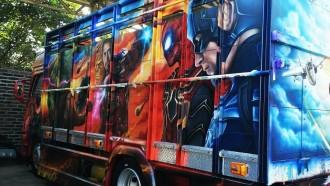 Sedikitnya 200 Truk Modifikasi Siap Adu Kontes di Jogja Truck Festival 2018