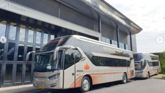 PO Adau Kapuas Jadi Bus Suite Class Pertama di Kalimantan