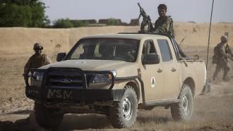 Sejak Dikuasasi Taliban, Ribuan Ford Ranger Tak Bertuan Di Afghanistan