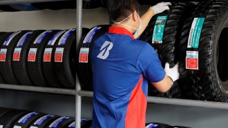 Bridgestone Indonesia Perkenalkan Label Ban Baru