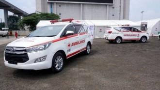 Mengintip Peluang ala Toyota, Ubah Innova Jadi Ambulans