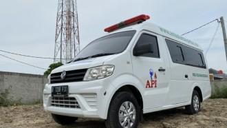 DFSK Super Cab Kini Hadir Dalam Versi Ambulans