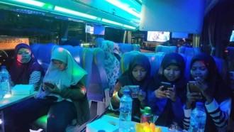 Pemalang Kini Juga Punya Bus Cafe Berjalan, Ongkosnya Cuma Rp 25 Ribu
