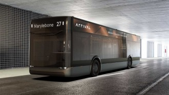 Arrival Kenalkan Cara Baru Produksi Kendaraan Komersial EV Yang Lebih Efektif